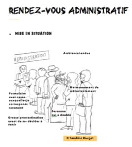 surdoué, hp, procrastination, phobie administrative