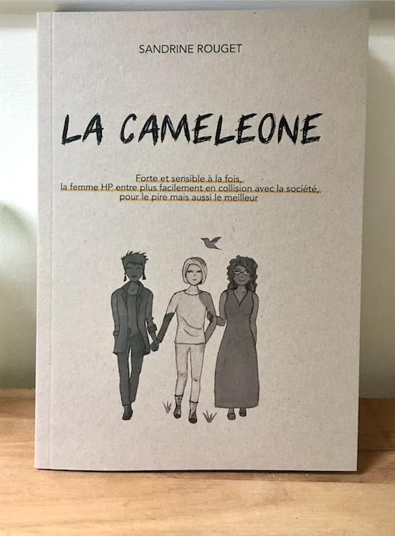 La caméléone, livre sur le haut potentiel au féminin